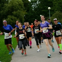 Tallinna Maraton - Melanie Davison (761), Aleksandra Ruzanov (1617)