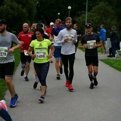Tallinna Maraton - Joosep Ahun (1278), Anita Dubery (1498)