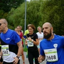 Tallinna Maraton - Stanislav Iljin (2562), Alex Klisevits (3608)