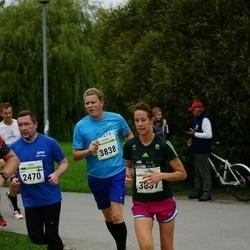 Tallinna Maraton - Rain Kooli (2470), Arttu Borchers (3838)