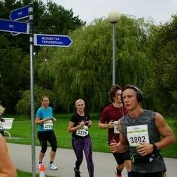 Tallinna Maraton - Anna-Liisa Altmets (2279), Oliver Kallion (3802)
