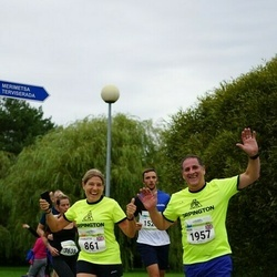 Tallinna Maraton - Charlotte Minchell (861), Kevin George (1957)