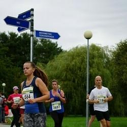 Tallinna Maraton - Margit Partei (564), Anna Bilhovska (2697)