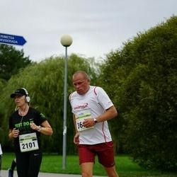 Tallinna Maraton - Keia Laht (2101), Ago Siidok (3650)