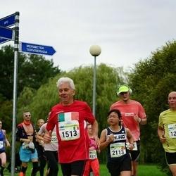Tallinna Maraton - Bruno Monelli (1513), Ying Xin Liang (2113)