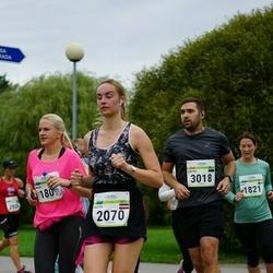 Tallinna Maraton - Suvi Tikkakoski (1821), Kersti Tirmaste (1927), Agita Solzemniece (2070), Dmitrii Levin (3018)