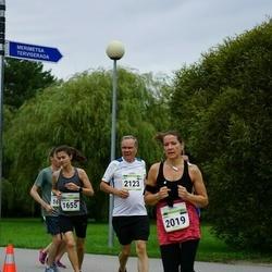 Tallinna Maraton - Anna Frank-Viron (2019), Juha Lemström (2123)