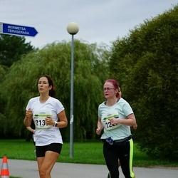 Tallinna Maraton - Birgit Lahtein (2139), Inga Kõiv (2227)
