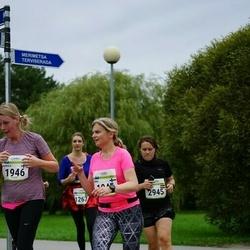 Tallinna Maraton - Nina Ekman (1945), Carola Holmlund (1946)