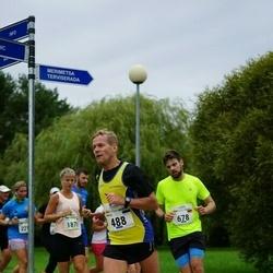 Tallinna Maraton - Arnold Laasu (488), Nick Weidemann (678)