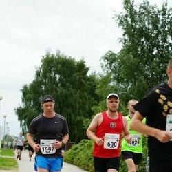 Tallinna Maraton - Atte Kiianen (600), Christopher Bender (1597)