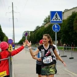 Tallinna Maraton - Agnieszka Kruszynska-Ziaja (1553)