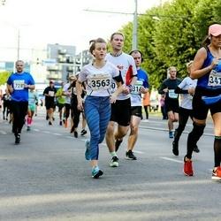 Tallinna Sügisjooks - Aare Treier (1016), Marina Utkina (3412), Jana Ogorodnik (3563)