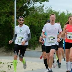 Tallinna Maraton - Ranno Maripuu (163), Egert Paat (328), Bret Schär (3459)