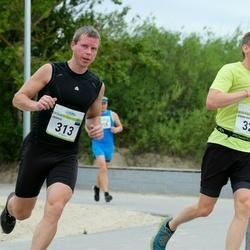 Tallinna Maraton - Jaanus Laidvee (313), Alexander Shagov (326)