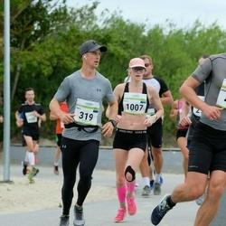 Tallinna Maraton - Harri Kullas (319), Andre Mets (429), Kerti Einstein (1007)