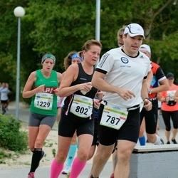 Tallinna Maraton - Piotr Czaplicki (787), Anna Sainpalo (802)