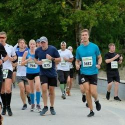 Tallinna Maraton - Arndt Heinzmann (875), Jaan Raik (3506), Kert Koplus (3682)