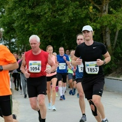 Tallinna Maraton - Arto Nortunen (1094), Jan Erik Hansen (1208), Ivo Velbaum (1853)