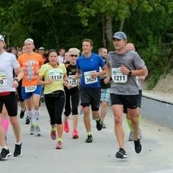 Tallinna Maraton - Grzegorz Bienias (790), Natalia Kamberg (1118), Andrei Smirnov (1211), Ago Saluveer (3629)