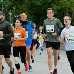 Tallinna Maraton - Artur Raik (3494), Kaur Kittus (3658)