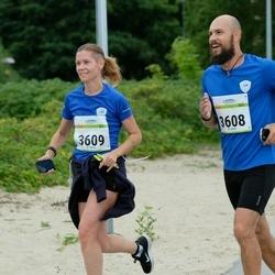 Tallinna Maraton - Alex Klisevits (3608), Anna Kalitsun (3609)