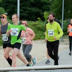 Tallinna Maraton - Christian Gunnarsson (186), Ülli Sirel (1158)