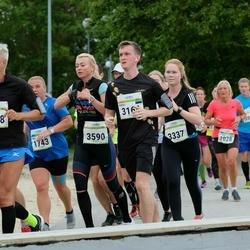 Tallinna Maraton - Sergei Gorjunov (3164), Anni Viitala (3337)