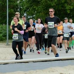 Tallinna Maraton - Marge Vaikjärv (2003), Reyna Maria Perez Tiscareno (2498), Anni-Maria Kauppila (2831), Ilkka Lähtinen (2832)
