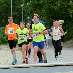 Tallinna Maraton - Charlotte Minchell (861), Pasi Mattila (1088), Kevin George (1957)