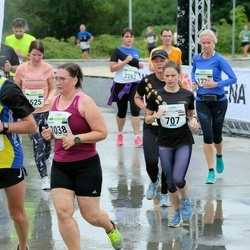 Tallinna Maraton - Arnold Laasu (488), Eniko Csoma (707), Helena Roosaar (2038)