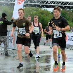 Tallinna Maraton - Jack Bint (2212), Cal Davey (2216)