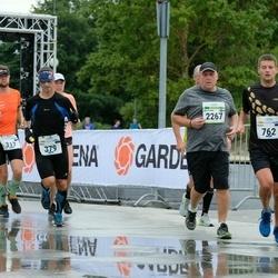 Tallinna Maraton - Ergo Meier (379), Tauno Steinberg (762), Ari-Pekka Paavola (2267)