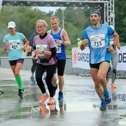 Tallinna Maraton - Alexander Khalyapin (715), Gudrun Johanna Gudmundsdottir (2805)