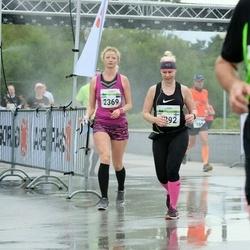 Tallinna Maraton - Anari Pabort (2369), Sari Pääkkönen (2392)