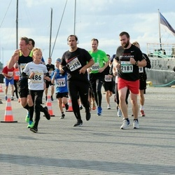 Tallinna Sügisjooks - Andre Kruustok (2181), Patrik Kuska (3368)