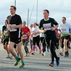 Tallinna Sügisjooks - Ain Must (3516), Meelis Külaots (4314), Diana Lainevool (4490), Brendan Patrick Quinn (4556)