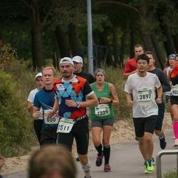 Tallinna Maraton - Abi Morton (1229), Yusuke Toyama (2892), Are Tallmeister (3511)