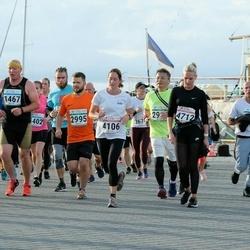 Tallinna Sügisjooks - Andre Salumets (2995), Anneli Ambel (4106), Kristi Nahkur (4712)