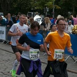 Tallinna Maraton - Priit Remmelgas (2261), Anna Remmelgas (2262)