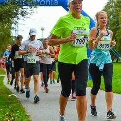 Tallinna Maraton - Aali Lilleorg (1799)