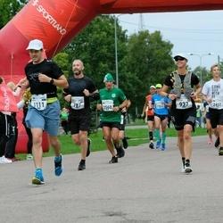 Tallinna Maraton - Nikolay Vyraskevich (787), Caroline Underwood (937), Marko Rillo (1111)