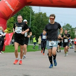 Tallinna Maraton - Aarne Nõmberg (644), Aleksandr Knjažetski (921)