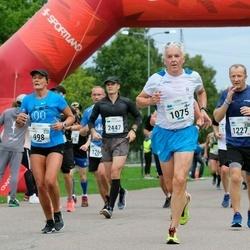 Tallinna Maraton - Danijela Wolfstam (998), Aappo Kontu (1075)