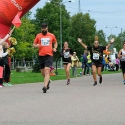 Tallinna Maraton - Aleksei Ronkel (1294), Moshe Lederfien (1498)