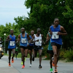 Tallinna Maraton - Bernard Cheruiyot Sang (2), Joseph Kyengo Munywoki (3), Alfers Lagat (5), Josphat Leting (6)