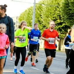 Tallinna Sügisjooks - Mikk Granström (4002), Brita Männaste (4544)