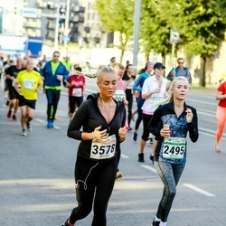 Tallinna Sügisjooks - Anita Lytovchenko (2495), Kristi Tagam (3578)