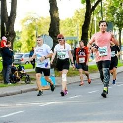 Tallinna Sügisjooks - Aleksandra Grintsevitš (3077), Alexander Sokolov (5049), Maria Scheperina (5117), Marko Haidak (5277)