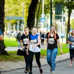 Tallinna Sügisjooks - Helen Prins (3189), Siret Lillma (3190), Agnes Pihelpuu (3727)